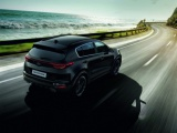 Kia introduceert de Sportage Black Edition