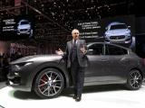 Maserati Levante debuteert tijdens de Autosalon van Genève
