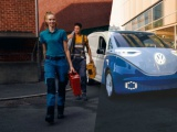 ID. Switch: lease vandaag een Caddy Cargo of Transporter, straks een ID. Buzz