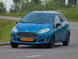 Ford introduceert speciale Silver en Candy Blue Edition voor Fiesta
