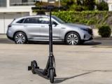 Snel en emissievrij – 'de laatste kilometer' met de Mercedes-Benz eScooter
