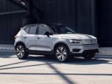 Nieuwe Volvo XC40 Recharge: volledig elektrisch en onderdeel van nieuw Recharge-modellengamma