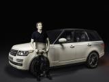 """Studio Piet Boon ontwerpt unieke """"Battleship"""" Range Rover"""