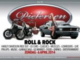Pietersen Roll & Rock III: An all American Sunday in Rotterdam