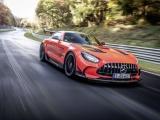 Mercedes-AMG GT Black Series snelste serieauto op de Nürburgring-Nordschleife