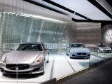 Maserati op de Detroit Auto Show met een wereldwijd verkooprecord over 2014