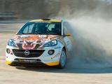 Opel terug in Nederlandse rallysport