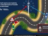 Ford deelt gegevens van verbonden voertuigen met andere fabrikanten om wegen veiliger te maken