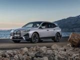 BMW nieuwe iX is gereed voor productie.
