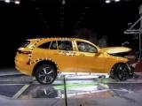 Nieuwe Mercedes-Benz EQC voldoet aan hoogste veiligheidseisen