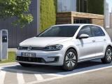 Volkswagen presenteert de nieuwe E-Golf