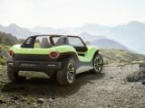 Elektrische fun car van Volkswagen: de ID.BUGGY