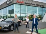 Voorsprong door techniek in stroomversnelling: 5.000 Audi's e-tron in Nederland