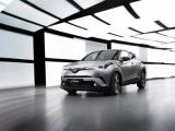 Toyota op de Geneva Motor Show: C-HR bestormt met uitdagend design het crossover C-segment