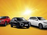SUV's van Mitsubishi Motors tijdelijk met veel stapelvoordeel