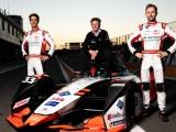 Audi-teams maken zich op voor nieuw seizoen Formule E