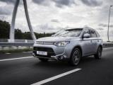Mitsubishi Outlander PHEV nu ook als X-Line