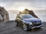 Primeur voor Mercedes-Benz GLE en Mercedes-AMG GLE 63