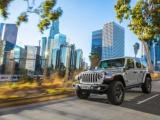 Nieuwe Jeep® Wrangler 4xe Plug-in Hybride sluit aan bij Renegade en Compass 4xe PHEV