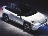 Werelddebuut Toyota RAV4 op New York International Auto Show