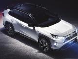 Werelddebuut Toyota RAV4 op New York International Auto Show