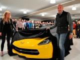 Nieuwe Chevrolet Corvette Stingray nu in Nederland verkrijgbaar