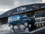 Opening van het G-Klasse Experience Center in Oostenrijk