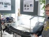 Ford gebruikt regenwater in S-MAX testauto om voorruit schoon te houden