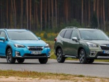 Subaru zet in op hybride en veiligheid op 98e Autosalon van Brussel