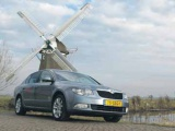 Skoda Superb 2.0 TDI Ambition 140 pk