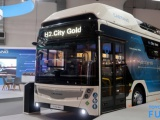 Toyota en CaetanoBus SA onthullen stadsbus met Toyota brandstofceltechnologie