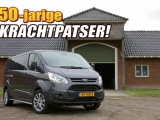 Ford Transit Custom Anniversary Edition Dubbele cabine 270 L1H1