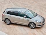 De nieuwe Ford S-MAX – de eerste auto met Intelligent Speed Limiter en diverse slimme innovaties