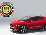 JAGUAR I-PACE is 'AUTO VAN HET JAAR 2019'
