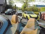 smart fortwo cabrio en Roadster: Cabriodag 2006