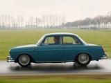 """De Volkswagen 1500 van Bas Pape: """"elke rit is weer vakantie"""""""