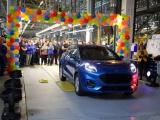 Ford start productie van crossover Puma