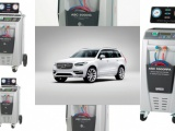 WAECO equipment voldoet aan de Volvo specificaties voor automotive airconditioning