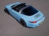 Speciaal voor Nederland: Porsche 911 Targa 4S Exclusive Edition