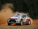 Meeke levert in Australië met Citroën DS3 weer topprestatie