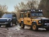 Terugkeer van een icoon: Land Rover Classic bouwt 25 stuks van Defender Works V8 Trophy