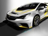 Sneak preview van nieuwe Opel Astra TCR
