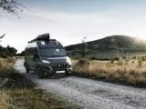 Peugeot Boxer 4x4 Concept Dol op uitdagingen