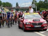 ŠKODA voor de 17e maal hoofdpartner van de Tour de France