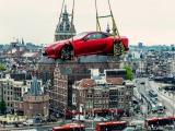 #CreatingAmazing event: Lexus presenteert nieuwe Lexus LC hoog boven Amsterdam