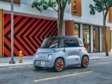 Alle details over 100% elektrische Citroën Ami