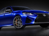 Lexus GS F: nóg een atmosferische high performance V8