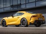 Toyota GR Supra wint prestigieuze Das Goldene Lenkrad