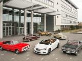 Opel toont rijke cabriolet-erfgoed in Duitse klassiekerrit