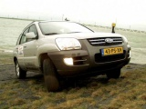 Kia Sportage 2.7 V6 4WD Adventure